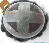 Fábrica européia profissional do Toupee do cabelo humano com Survice sincero