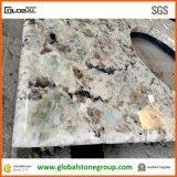 Parti superiori bianche Polished di vanità del granito del Brasile