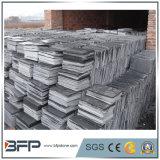 Ardoise grise en pierre de carrelage de Cutural pour le plancher extérieur intérieur, panneau de mur, décoration à la maison