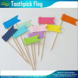Indicadores decorativos coloridos del Toothpick de la torta de boda (M-NF29F14034)