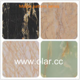 Faser Cement Board mit UVCoating Used in Interior Decoration
