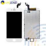 Pantalla táctil de la pantalla del LCD del teléfono móvil del reemplazo para el digitizador blanco de la pantalla de iPhone6s LCD