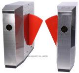 道のアクセス制御折り返しの障壁が付いている自動光学回転木戸の振動ゲート