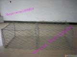Fornecedor da fábrica de China da rede de fio/engranzamento sextavados de Gabion