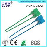 Étiquette en plastique remplaçable promotionnelle de joint d'usine de Guangzhou