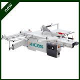 A tabela de deslizamento de madeira do corte da precisão da manufatura de Hicas viu a máquina