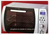 Vidro endurecido impresso teste padrão do forno da cor