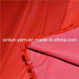 Tela de nylon impermeable revestida tejida de la PU para Downjacket/el bolso/la tienda