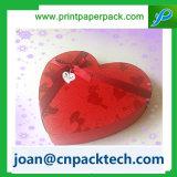 Valentine personnalisé empaquetant la boîte en carton