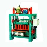 Konkrete Ziegeleimaschine, berühmter Marken-Höhlung-Block-sperrende Ziegelstein-Maschine