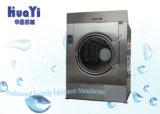 洗濯の店/ホテルのための効率を熱する前部ローディングの転倒のドライヤー電気/Steam/Gas