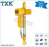 Fabricante eléctrico profesional del alzamiento de cadena (500kg-50ton)