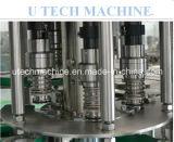 Mineral automático de la botella del animal doméstico/máquina de rellenar del agua pura