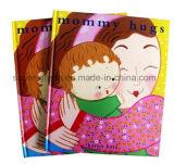Livres anglais professionnels de dessin animé de livre d'enfants d'impression