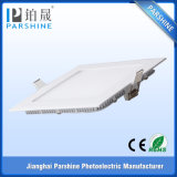 Indoor High Quality 1500lm 24W LED 300X300 Square Ceiling Panel