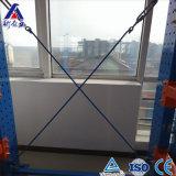 Estante de alta calidad de la capa del polvo en voladizo
