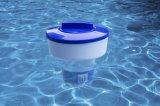 Outils hydrauliques de piscine flottant le mini distributeur de produit chimique de STATION THERMALE de tablette