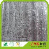 Rodillo movido hacia atrás del aislante termal del calor de la espuma del papel de aluminio para el material de construcción de la pared