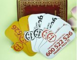 Fatto in magneti normali materiali di carta ecologici del frigorifero della Cina con il marchio dell'OEM