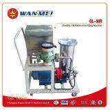 Purificación de petróleo portable de la serie de Gl y máquina de rellenar