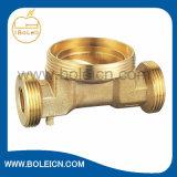真鍮の精密鋳造の水ポンプの部品の循環の水ポンプハウジング