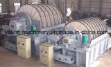 乾燥した磁気ドラム分離器機械