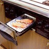 음식 사용을%s 알루미늄 호일 BBQ 석쇠 서빙 쟁반