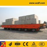 Transportador hidráulico resistente automotor del astillero de la plataforma Dcy320