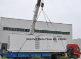 sluit de Reserve Containerized Macht 1375kVA 1100kw Diesel van Cummins Generator in