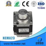 Pequeño motor de escalonamiento NEMA23