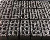 기계 또는 벽돌 기계를 만드는 콘크리트 블록