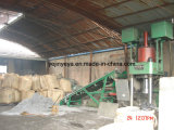 Máquina de cobre da imprensa de ladrilhagem das estacas