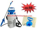 (KB-8B) pulverizador da pressão 8L, válvula de segurança, bocal ajustável, pulverizador da bomba de mão de Kobold