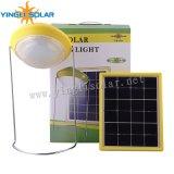 Tabela solar do projeto novo/lanterna/luz de acampamento da mesa com função do Repellent do mosquito
