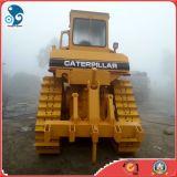 Bouteur utilisé/d'occasion de chenille du tracteur à chenilles (d7h, 200HP) avec le treuil/turlutte neufs à vendre