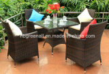 Tout le temps Rattan Patio Dining Garden Outdoor Furniture