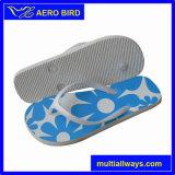 Цветастые симпатичные Flops Flip PE девушки лета печати (15H007)