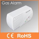 Peasway Erdgas-Warnungs-Gas-Detektor mit dem Relais ausgegeben (PW-936ALR)
