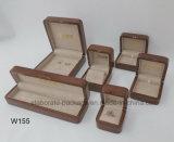 Contenitore di legno di braccialetto dell'accumulazione della noce solida