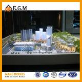 모형 주거 건물 모형 또는 상업적인 건물 모형을 만들거나 건설하는 아름다운 모형 건축 모형