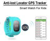 Monitoração satélite esperta dos relógios Q50 das crianças do perseguidor do GPS