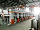3 motore Computer Control Automatic Printing Press per Plastic Film