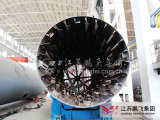 Ferro-Nickel que processa o secador de cilindro giratório