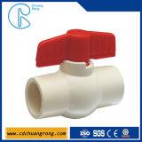Acessórios Metric PVC 90 graus Copper Thread Elbow Female Elbow