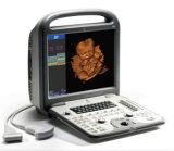 Doppler-Ultraschall-Maschine der niedriger Preis-bewegliche Farben-4D für fötale Ader Vasculars