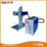 Preço da máquina da marcação da máquina da marcação do laser da fibra de 30 watts/laser da fibra
