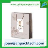 Saco de papel sem chumbo dos produtos cosméticos do cuidado de Haelth do instrumento de Baeuty