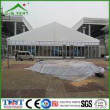 Большой напольный шатер торговой выставки