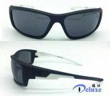 الصين نظّارات شمس [سبورتس] بلاستيك جديدة نظّارات شمس مع عادة علامة تجاريّة ([دب1155تل])