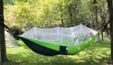 [بورتبل] جديدة عال - قوة مظلّة هبوط بناء سرير معلّق لأنّ يعلّب سرير [موسقويتو نت]